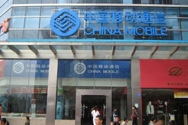 China Mobile: spadek zysku, ale już 767 mln klientów