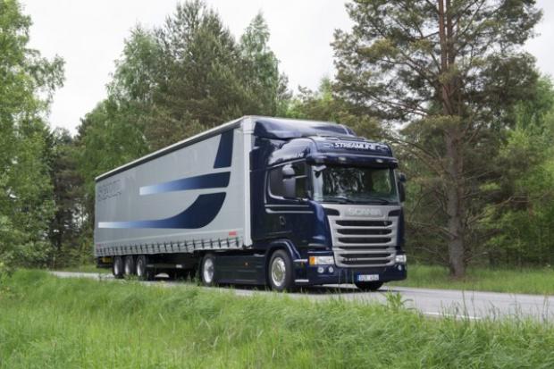 Scania Euro 6 najbardziej eko?