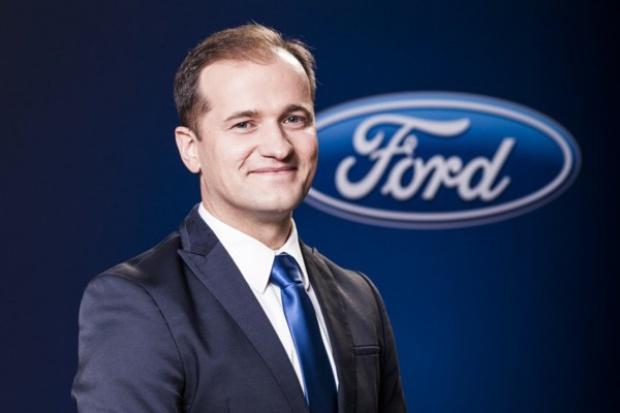 Nowy szef sprzedaży Ford Polska