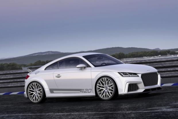 Audi: nowy pomysł na TT