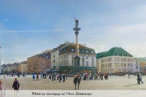 UNESCO interweniuje ws. biurowca na warszawskim Podwalu