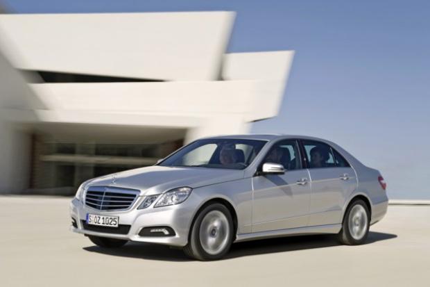 9 biegów w automacie Mercedesa