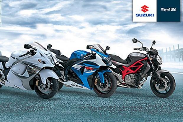 Suzuki: z nowym motocyklem prosto na tor