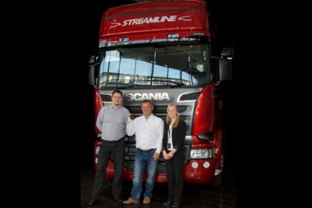 Najmocniejsza Scania Euro 6 wydana polskiemu przewoźnikowi