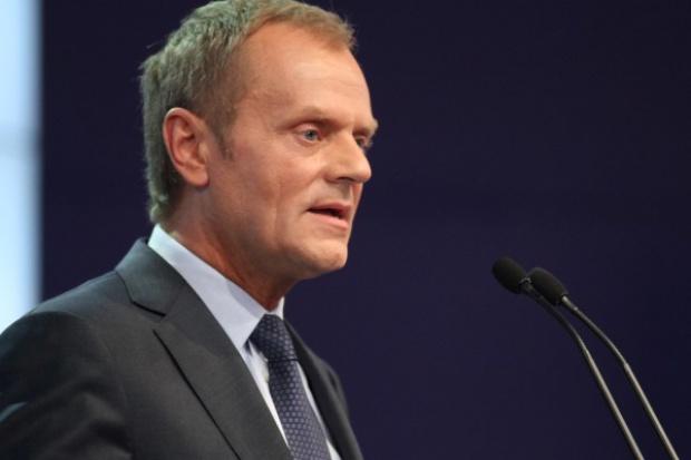 D. Tusk: 6 wymiarów projektu Europejskiej Unii Energetycznej