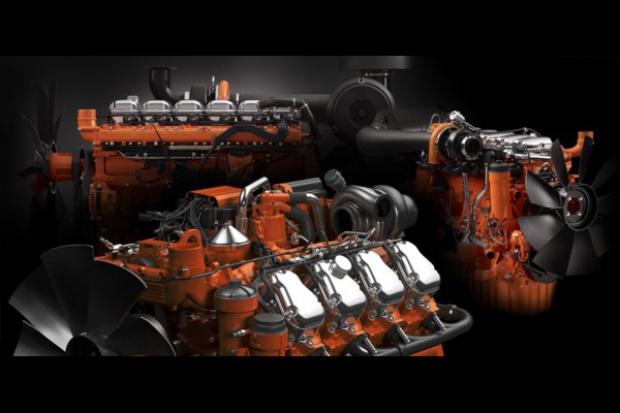 Sprężarki Atlas Copco korzystają z silników Scania