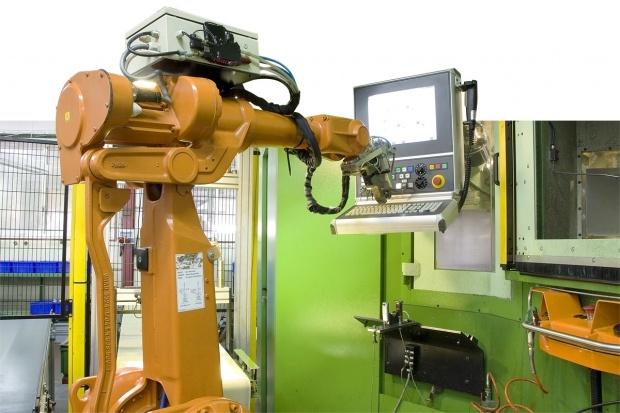 Jak maszyna z maszyną