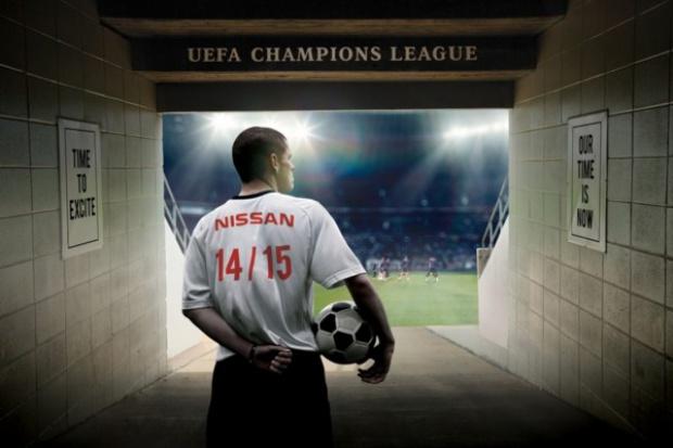 Nissan w Lidze Mistrzów