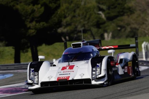 Le Mans dla Audi - jak laboratorium
