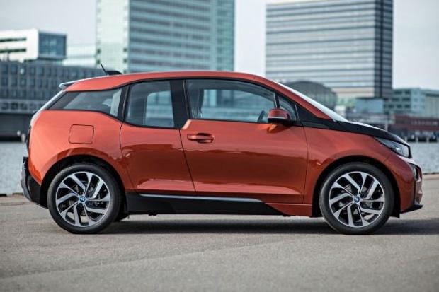 Know-how i materiały BASF w elektrycznym BMW i3