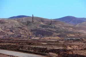 Coraz kosztowniejsza chilijska inwestycja KGHM