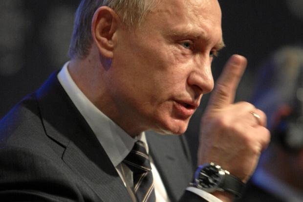 Putin o długu Ukrainy za gaz: sytuacja jest krytyczna