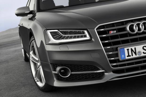 Audi S8 dla zasobnych i (bardzo) wymagających