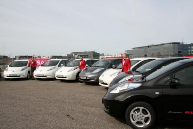 Dania: 400 elektrycznych aut dla znanej wypożyczalni
