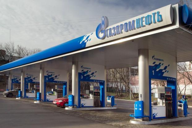 Świetny rok dla stacji Gazprom Nieft