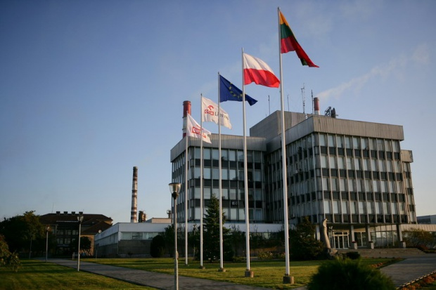 Z premierem Litwy o sytuacji rafinerii w Możejkach