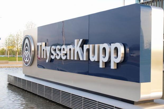 ThyssenKrupp porządkuje zasoby
