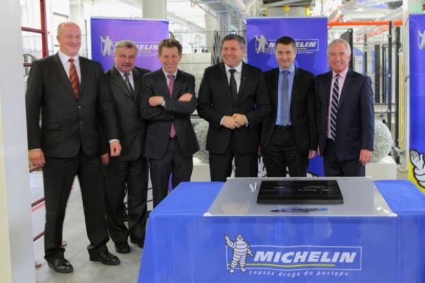 Michelin inwestuje 100 mln euro w Olsztynie