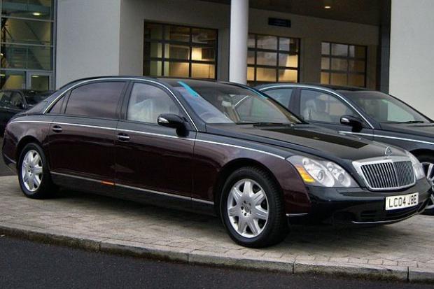 Daimler przywraca do produkcji markę Maybach