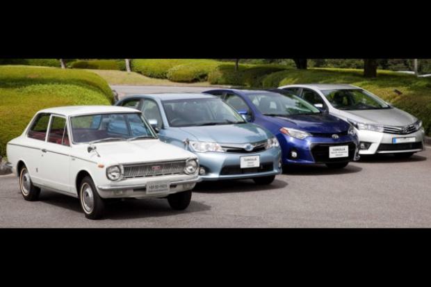 Toyota Corolla najpopularniejsza na świecie