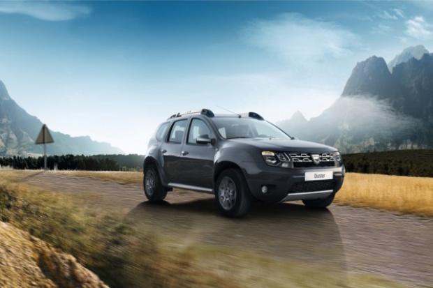 Milion razy Dacia Duster w 4 lata