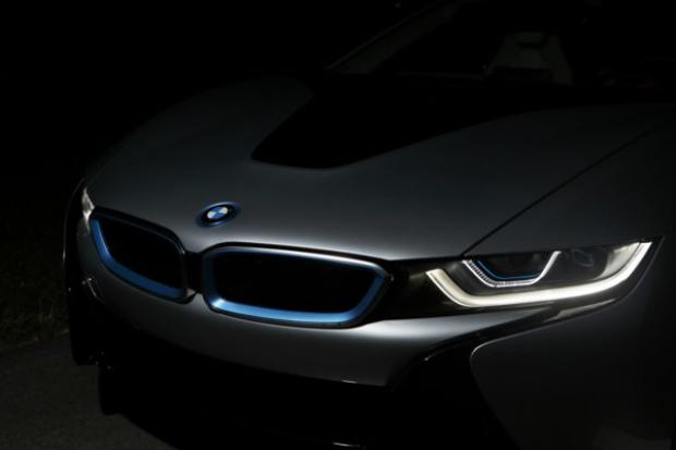 Laser w każdym reflektorze BMW?