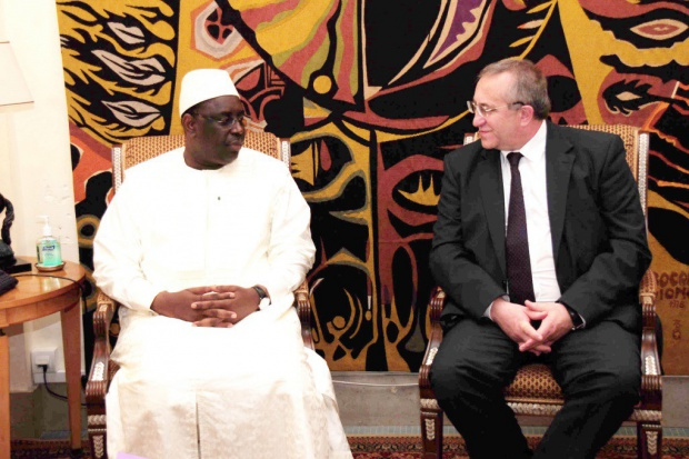Grupa Azoty ambasadorem Polski w Senegalu