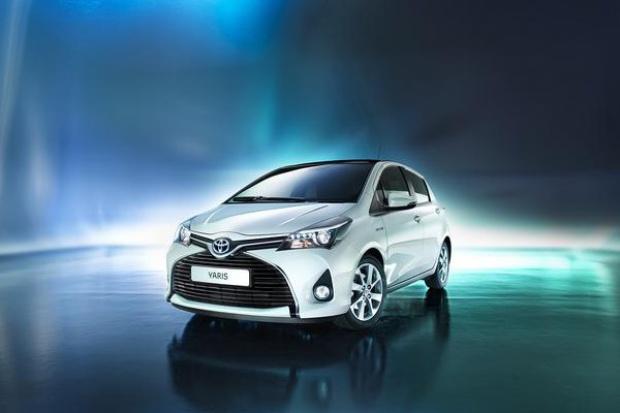 Czas na odświeżenie Toyoty Yaris