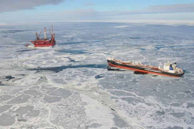 Rosyjska ropa arktyczna trafi do Europy
