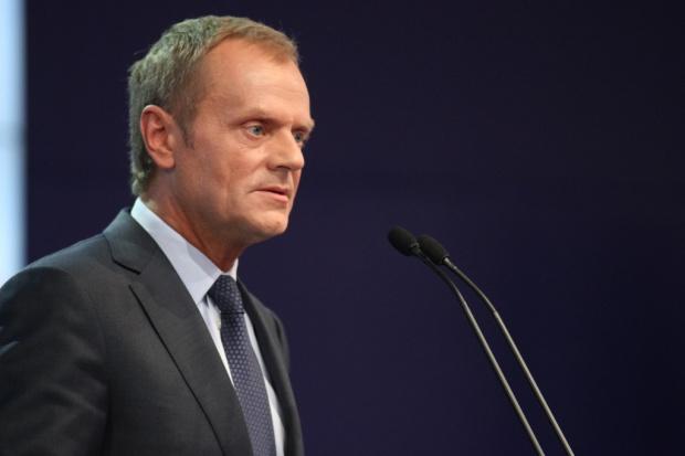 Tusk: kryzys ukraiński wymusza solidarność energetyczną