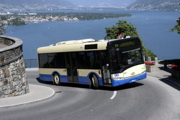 Solaris dostarczy 85 autobusów do Mediolanu