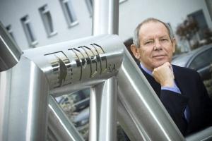 Jerzy Wiśniewski powrócił na stanowisko prezesa PBG