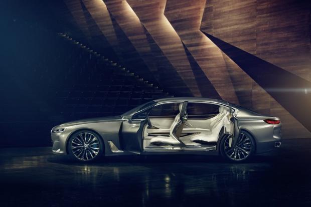 Luksus po nowemu wg BMW