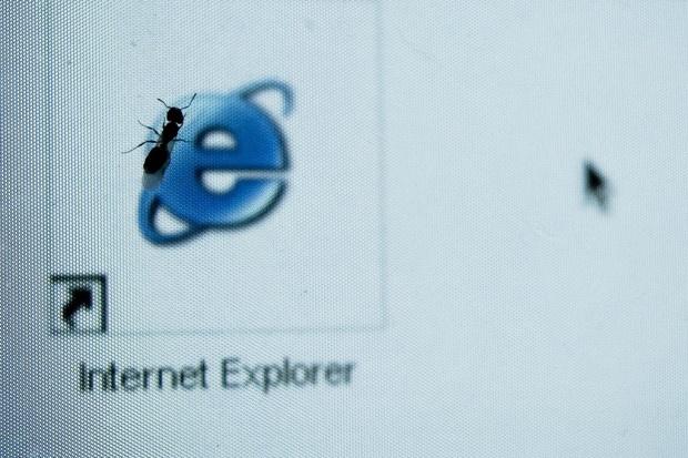 Eksperci ostrzegają przed przeglądarką Internet Explorer