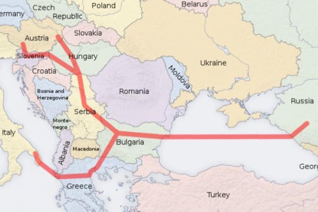 Gazprom podpisał memorandum z OMV ws. South Stream