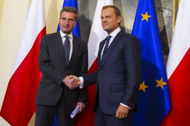"""Tusk: pomysł """"unii energetycznej"""" zbieżny z pracami KE"""