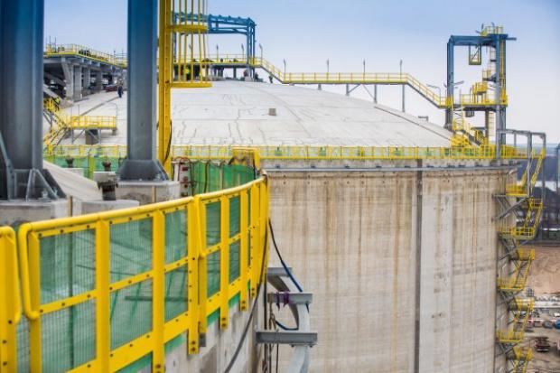 Terminal LNG - polska brama do gazowego raju