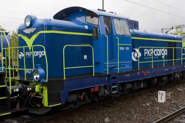 Mniej zakładów w PKP Cargo