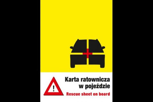 Karty ratownicze w autach Grupy VW