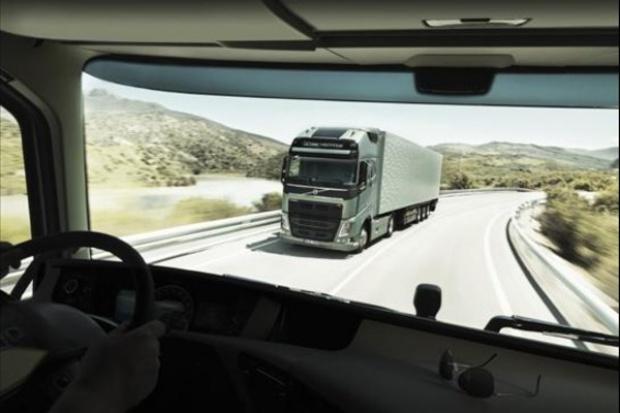 Czas Pracy Kierowcy wg Volvo Trucks
