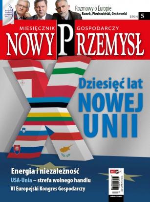 Nowy Przemysł 05/2014