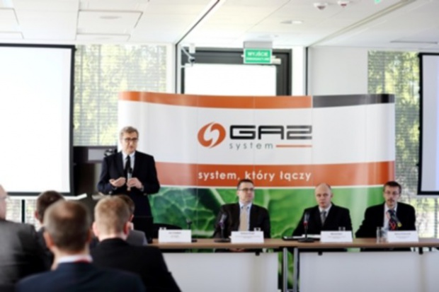 GAZ-SYSTEM S.A.  prowadzi dialog z dostawcami usług projektowych i robót budowlanych