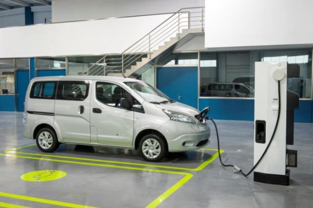 Drugi e-samochód Nissana