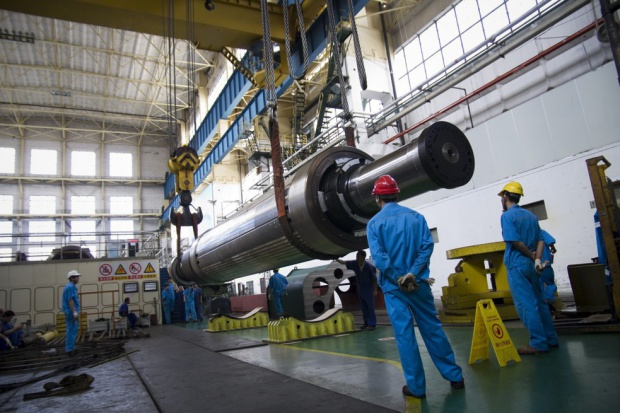 Shanghai Electric wchodzi do włoskiego Ansaldo Energia