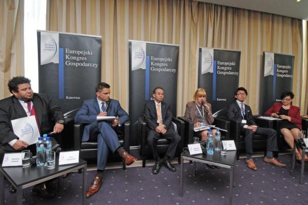 Polscy posłowie liczą na technologie węglowe z Japonii