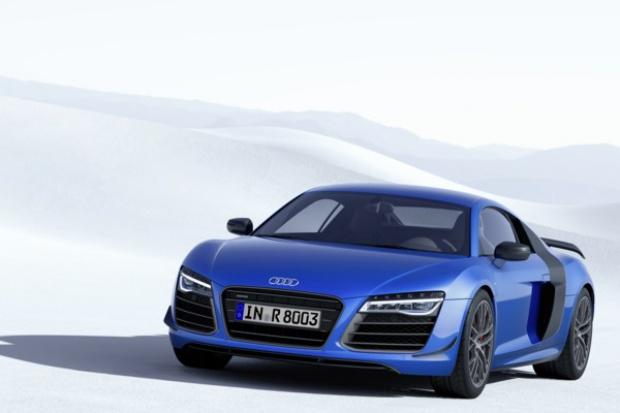 """Pierwsze seryjne auto z laserowymi """"drogowymi"""""""