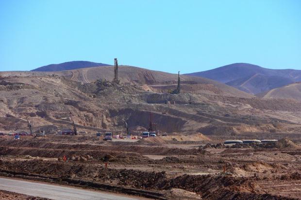 Kopalnia KGHM w Chile będzie jednak droższa