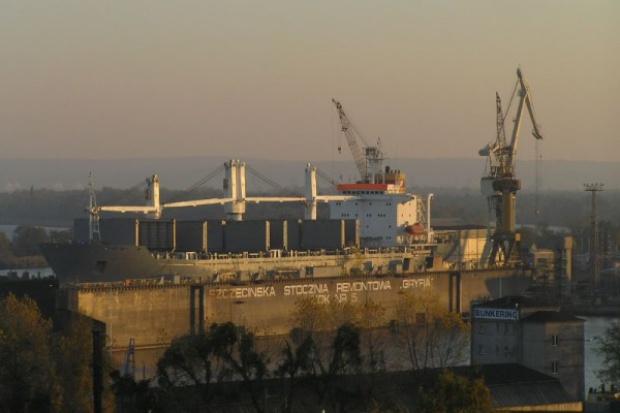 Spór zbiorowy w stoczni remontowej Gryfia