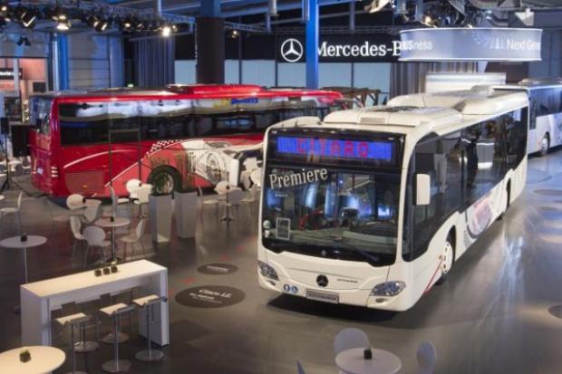 470 nowych autobusów na kwartał