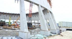 Zobacz, jak powstaje nowy blok 1075 MW w Kozienicach